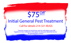 Pest Control Coupon